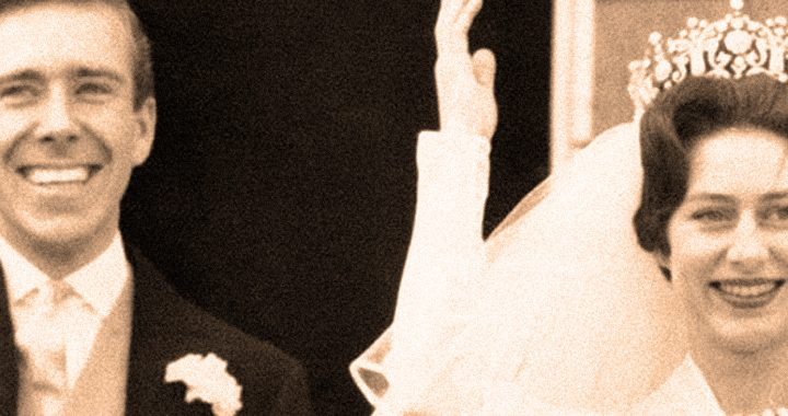 May 6, 1960 – A Royal Wedding – Princess Margaret – Anthony Armstrong-Jones.