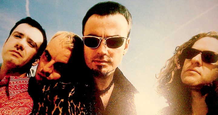 The Catherine Wheel – In Concert – 1992 – Past Daily Backstage Pass