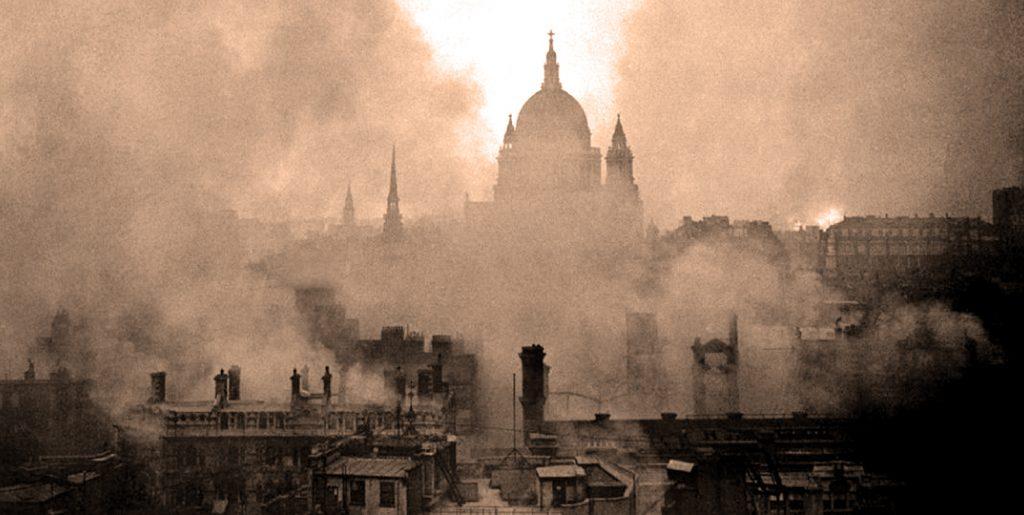 Raid over London - May 10, 1941