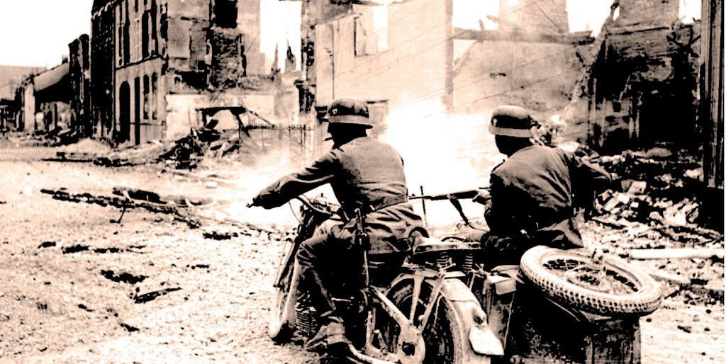 May 10, 1940 - Invasion of the Low Countries