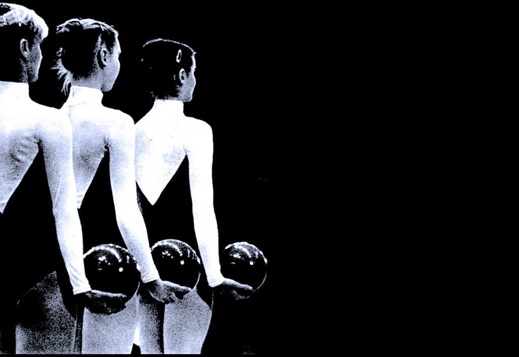 Russian Gymnasts - 1984 Olympics