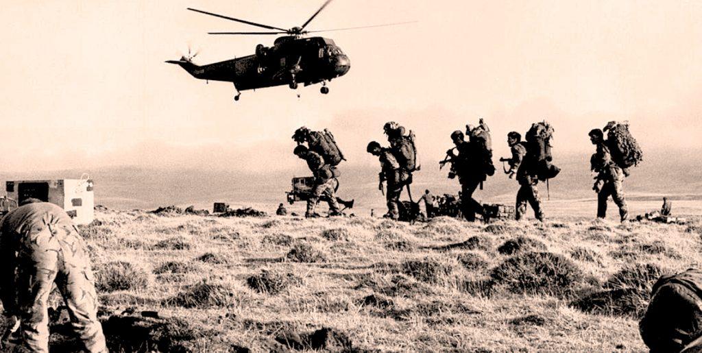 The Falklands Crisis - 1982