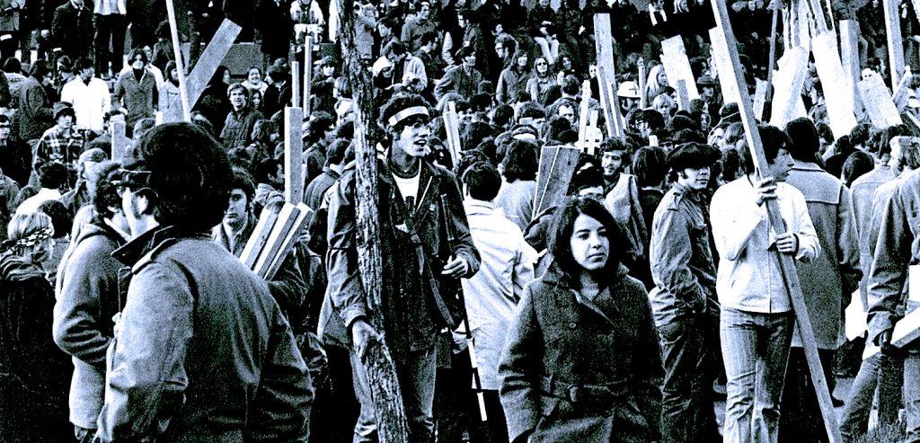 Anti-War Protests - 1969