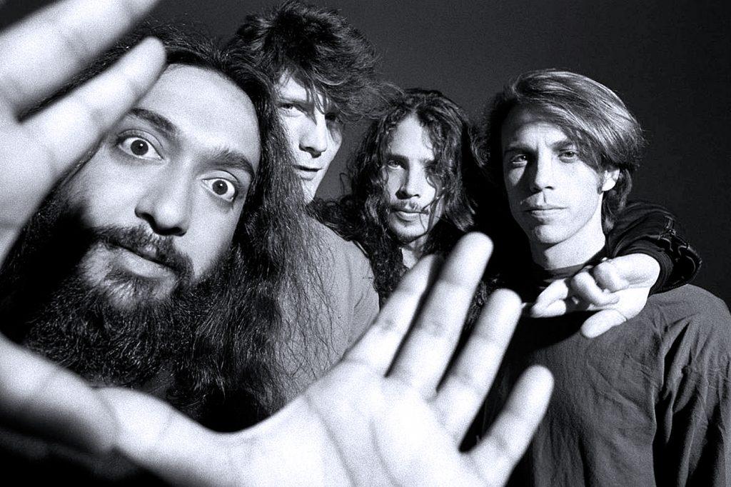 Soundgarden in concert - 1989