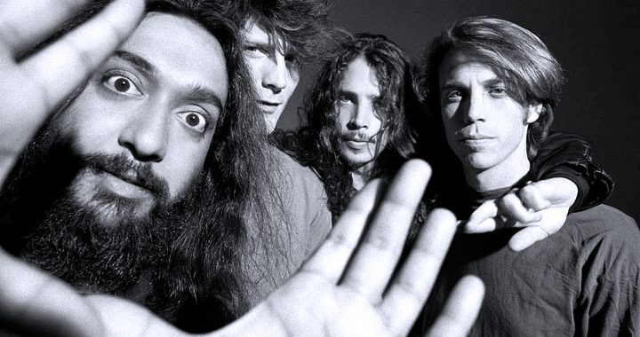 Soundgarden In Concert – 1989 – Past Daily Backstage Pass