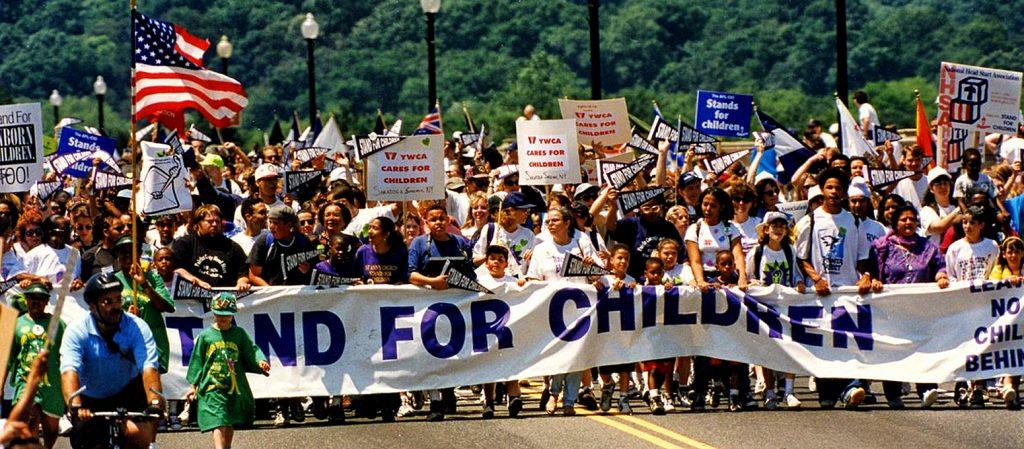 March For Children - June 1, 1996
