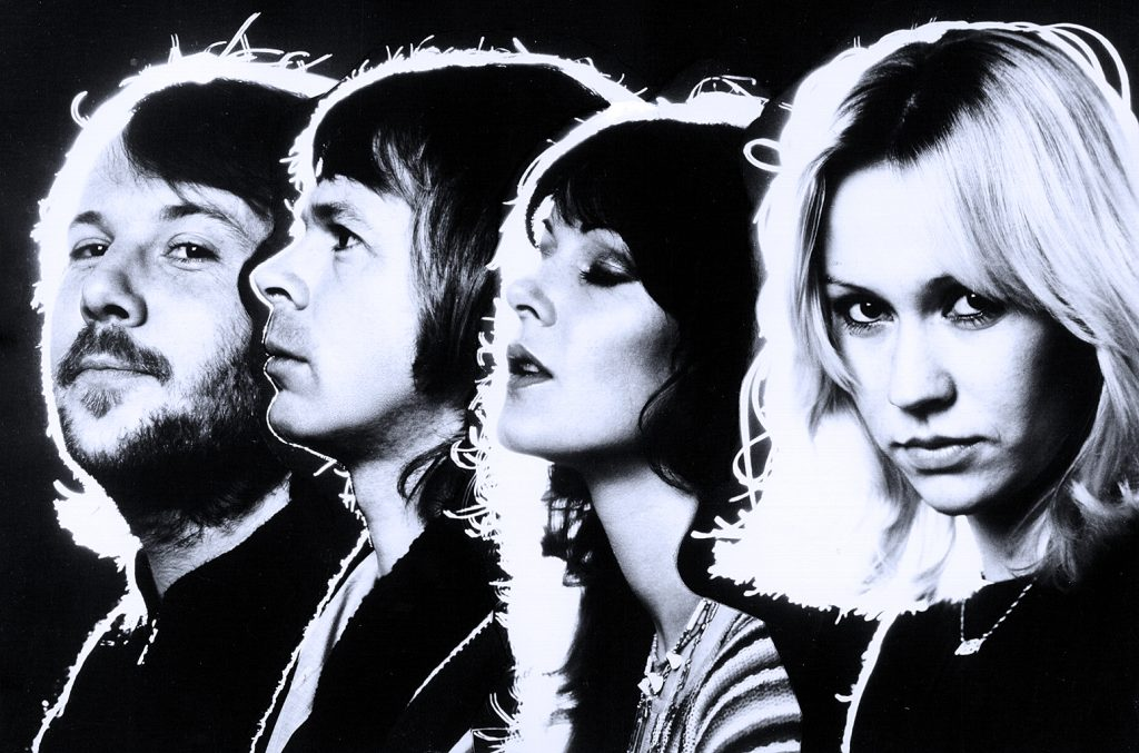 Abba - in concert - 1979