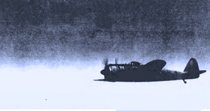 June 14, 1942 – Meanwhile . . .In The Pacific – Somewhere Over Darwin.