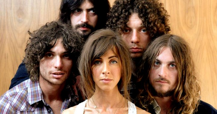 The Zutons – Live At Glastonbury 2004 – Past Daily Soundbooth