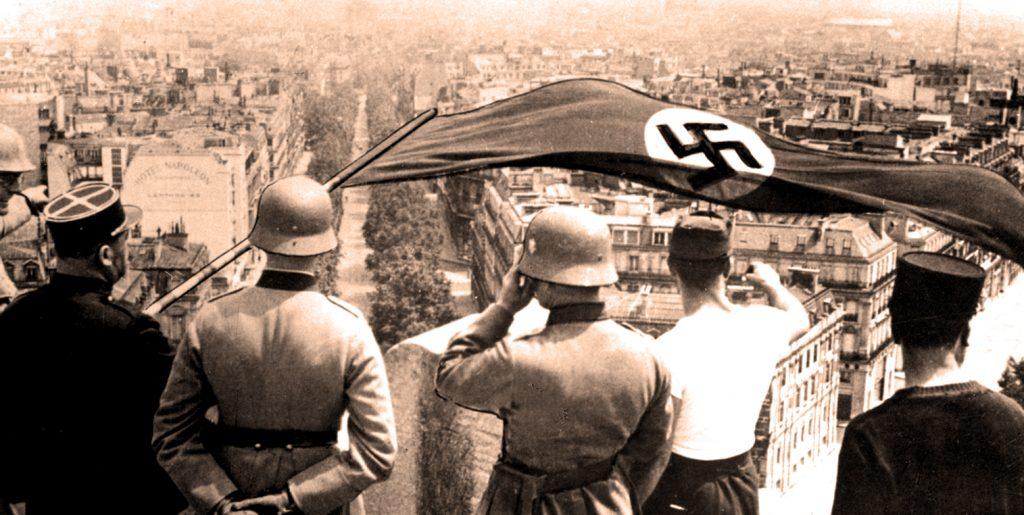 German Army Enters Paris - June 15, 1940