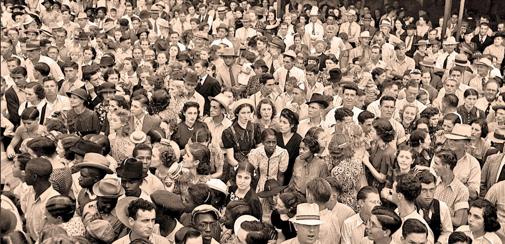 American People in 1938