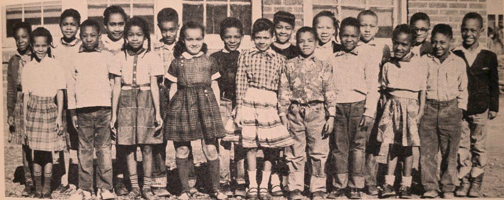 School kids - 1957