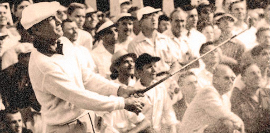 Jack Fleck - 1955 U.S. Open Golf Tournament