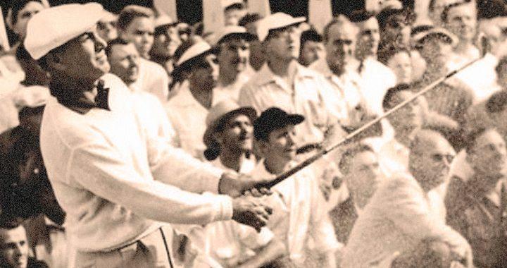 1955 U.S. Open Golf Tournament – Ben Hogan Meets Jack Fleck – Golf's Greatest Upset – Past Daily Weekend Sports Gallimaufry