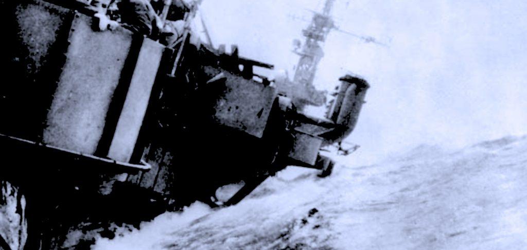 Typhoon - June 5, 1945