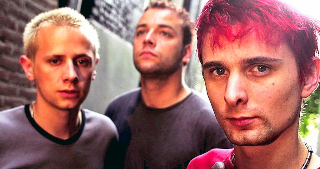 Muse - live at Route du Rock 2001