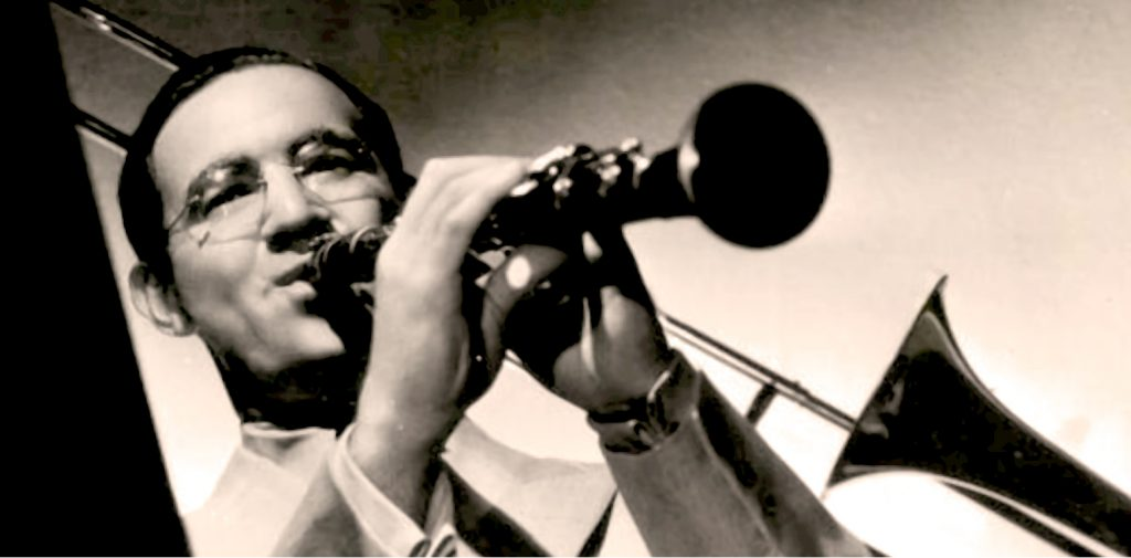 Benny Goodman - live from The Madhattan Room - 1937