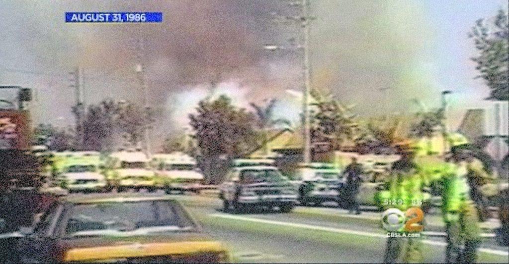 Cerritos - August 31, 1986