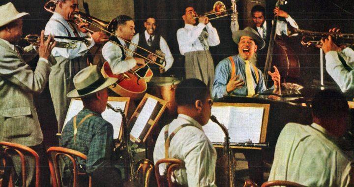 Duke Ellington – Live At The New Zanzibar, New York – 1945 – Past Daily Downbeat