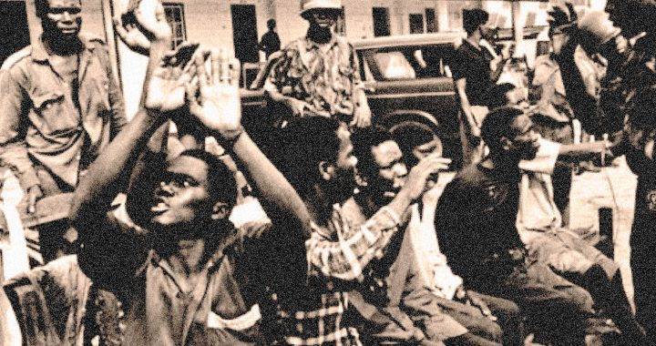 September 12, 1968 – Body Bags, Biafra And Togetherness