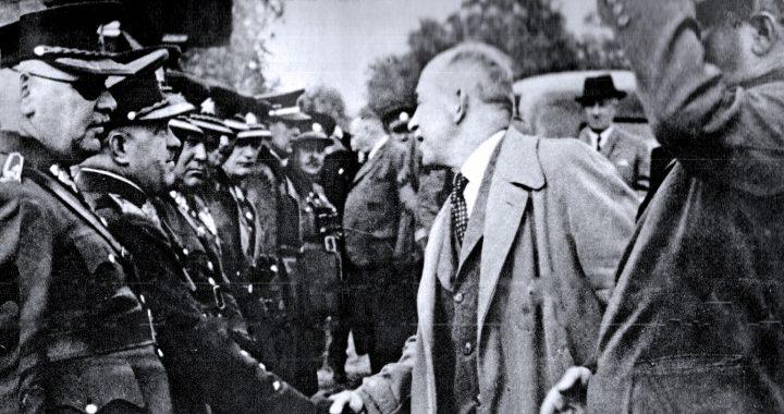 September 14-15, 1938 – Evaporating Assurances On The Czech/German Border – The Munich Crisis.