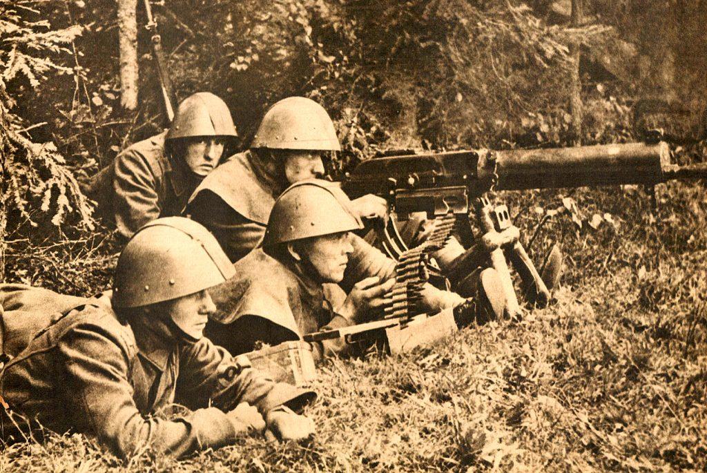 Czech Troops on the German Border - Radio Berlin Reports - 1938