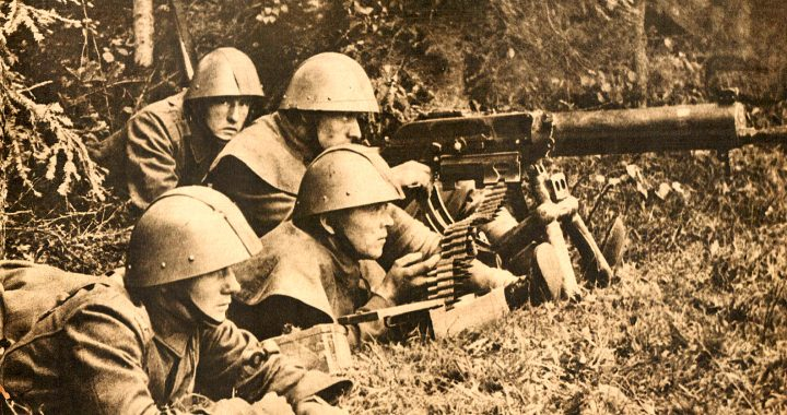 """September 16, 1938 – Radio Berlin: """"The Czech Army Is Infected By Bolshevism"""" – Creating Bad Situations From Thin Air."""