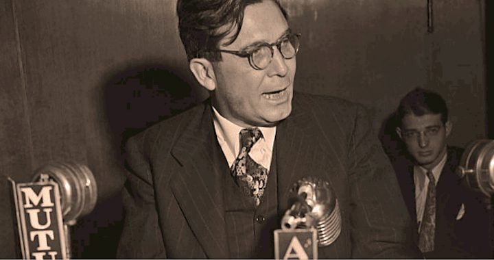 Wendell Willkie Addresses The Los Angeles War Chest Committee – 1943 – Past Daily Reference Room