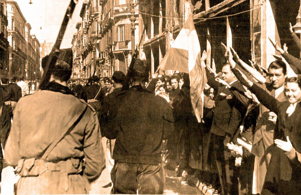 Civil War In Spain - 1937