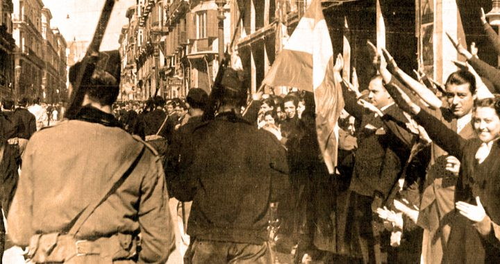 October 1, 1937 – A Gathering Of War Clouds  – Sino-Japanese War – Spanish Civil War – Dress Rehearsals For Turmoil.
