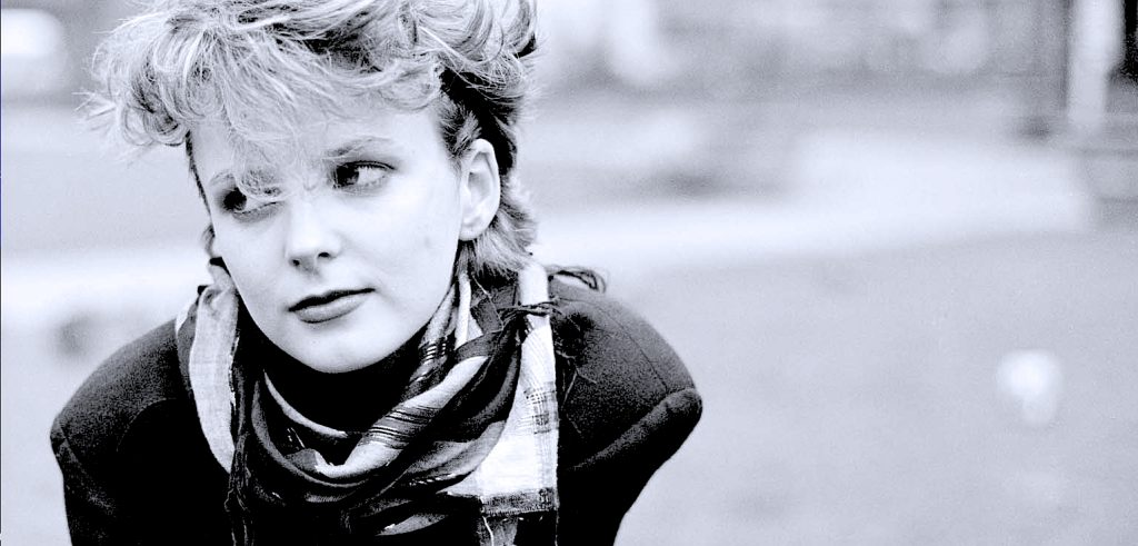 Clare Grogan of Altered Images - Photo: Harry Popadopolous
