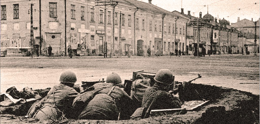 Moscow - October 1941