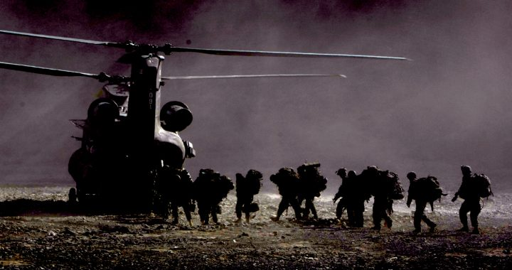 October 7, 2001 – Welcome To  The Rabbit Hole: The Afghanistan Odyssey Begins.
