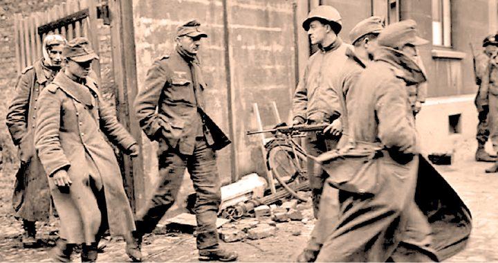 October 8, 1944 – Encircling Aachen – Russians Attack Belgrade – Wendell Willkie, Dead At 52 –