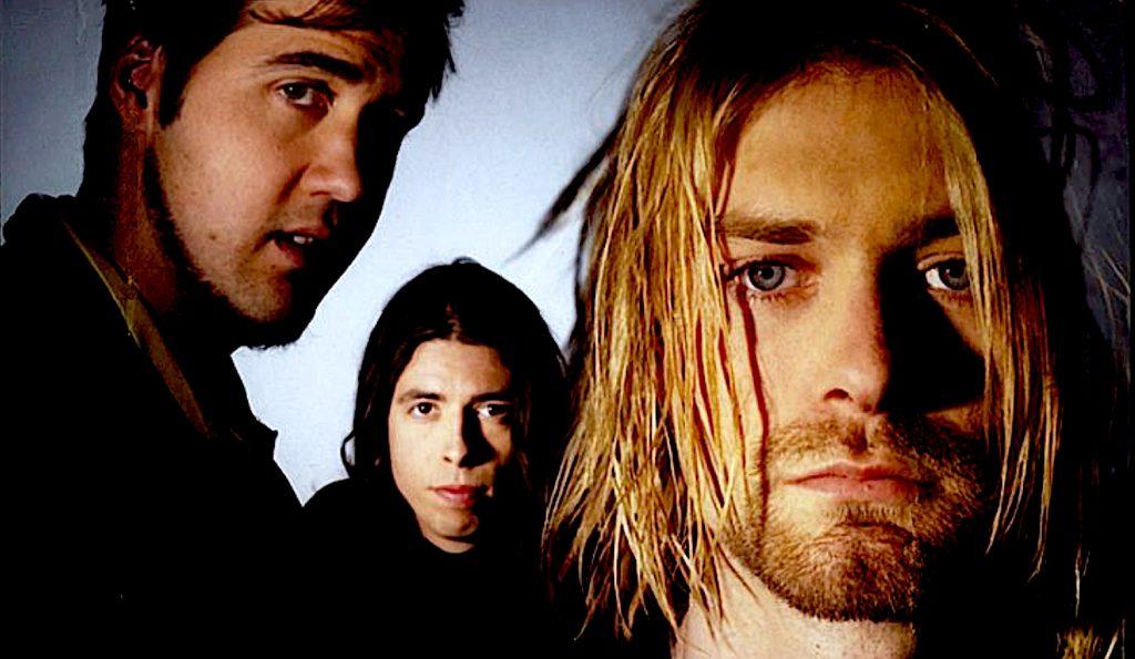 Nirvana - Amsterdam Paradiso - 1991