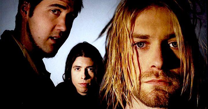 Nirvana – Live At Amsterdam Paradiso – 1991 – Past Daily Backstage Pass