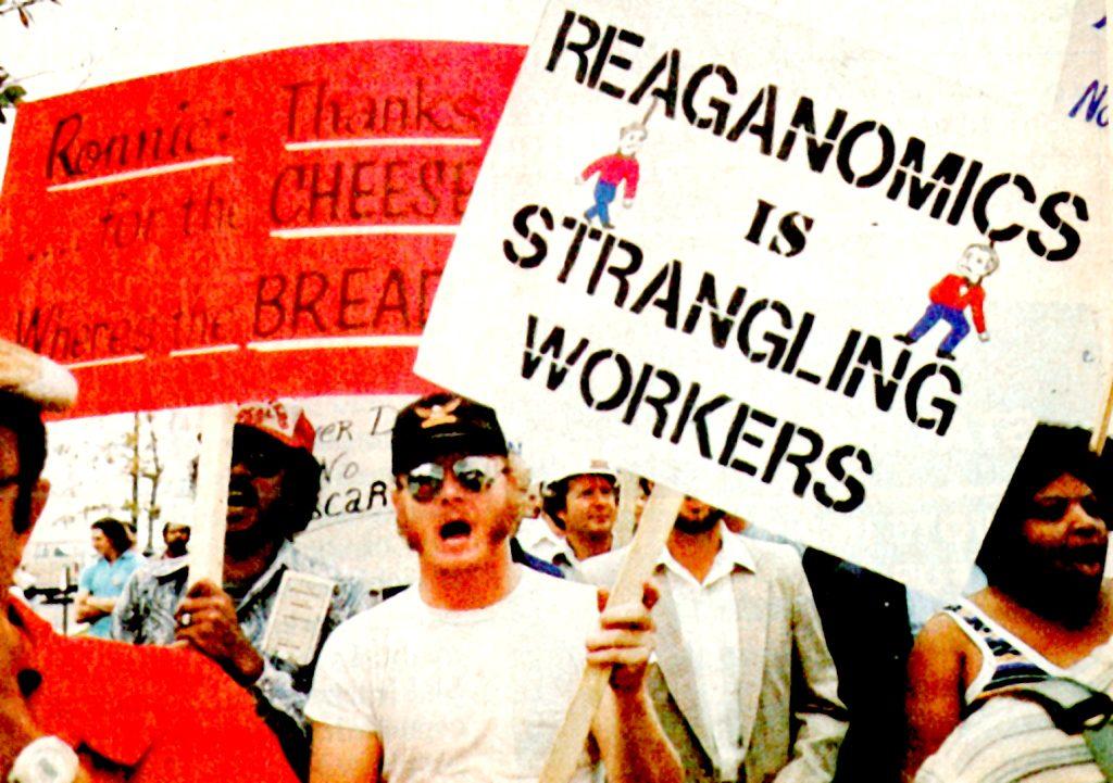 Economy and Unemployment - 1982