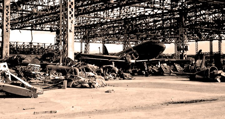 October 1945 – Dismantling A Country's Ability To Make War – Disarming Japan