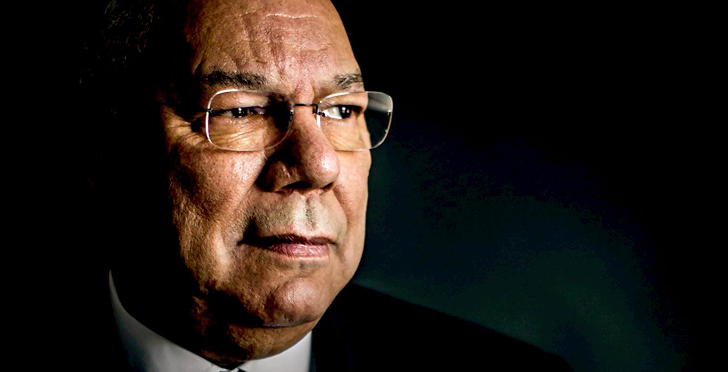 Colin Powell - State Department Farewell