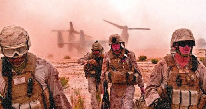 Afghanistan Raids - 2001