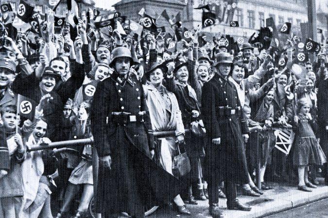 Sitzkrieg: Hitler Rally - 1939