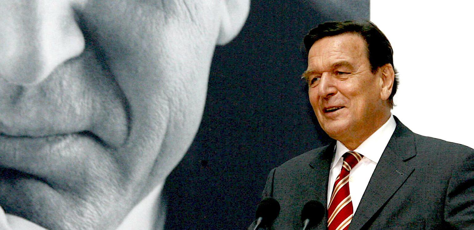 Chancellor Gerhard Schroeder - 1998